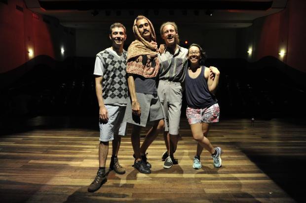 Palcos de Blumenau recebem artistas de outros Estados e países para o Fitub