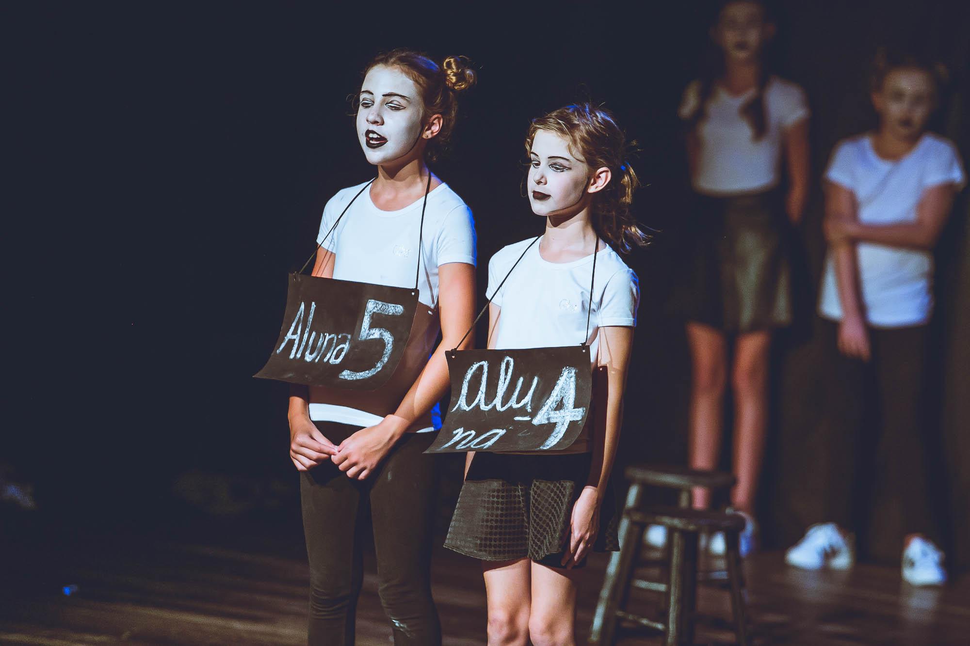 Fotos do espetáculo: A Nova Velha Escola