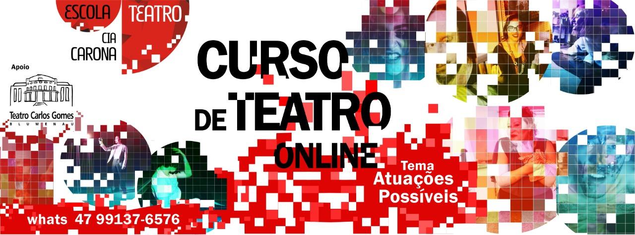 Curso Online de Teatro – Veja o vídeo